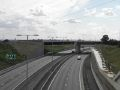 A13 A130 link road look south from London Road Aug 2012.JPG