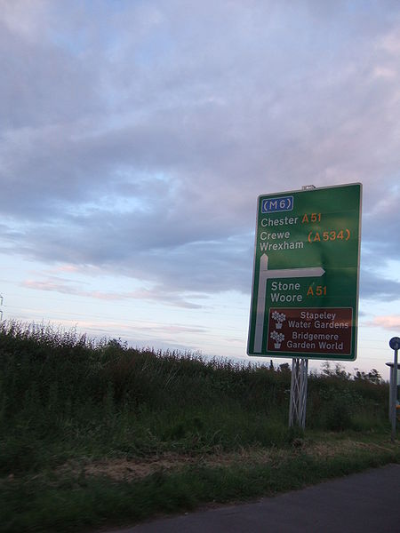 File:A51 SIGN - Coppermine - 14963.JPG