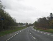 A702 passing Bottomess wood - Geograph - 2949948.jpg