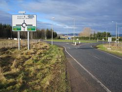 Inverness Airport Roundabout 1.jpg