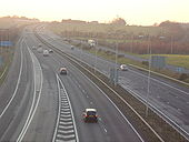 M20 at Junction 11a (W) - Coppermine - 4356.jpg