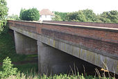 Railway Bridge, Dunchurch - Geograph - 1425860.jpg