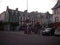 20180824-1905 - Fingerpost with distance to Cork on R624 at Casement Square, Cobh 51.850211N 8.294873W.jpg