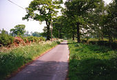 Blackfirs Lane in 1996 - Coppermine - 20762.jpg