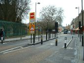Cambridge bus gate on Bridge Street - Coppermine - 2488.jpg