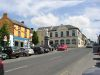 Street scene with statue of Father John Murphy, Tullow - Geograph - 203187.jpg