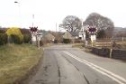 Level crossing at Carno (C) John Firth - Geograph - 3353437.jpg