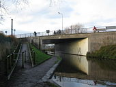 A51 Tarvin Road bridge - Geograph - 304932.jpg