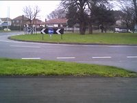 Boughton Heath 'Sainsbury's' Roundabout - Geograph - 103140.jpg