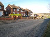 Seaham Road, Houghton-le-Spring - Geograph - 314161.jpg