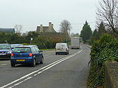 A429 in Crudwell - Geograph - 1034625.jpg