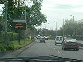 A449 approaching central Wolverhampton. - Coppermine - 1879.jpg