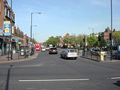 A503, Seven Sisters Road - Geograph - 1289014.jpg