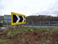A9 Berriedale Braes Improvement - February 2019 hairpin chevron signs.jpg