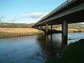 River Teign at Newton Abbot - Geograph - 410047.jpg