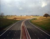M40 Between J8 & J9 The Day Before Opening - 1991.jpg