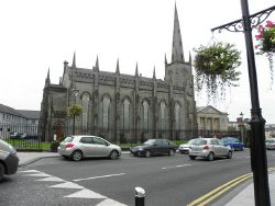 St Patrick's Church of Ireland, Monaghan - Geograph - 2651194.jpg