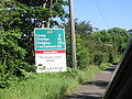IOM A2 Route Sign - Coppermine - 13319.JPG