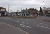 Roundabout on Stafford Road - Geograph - 3341227.jpg
