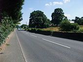 The A5 at Plas Offa - Geograph - 914177.jpg