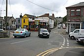 Road Junction at the Centre of Newlyn - Geograph - 501856.jpg