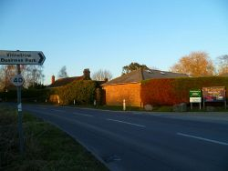 Bend on Vinnetrow Road at the Business Park - Geograph - 2790444.jpg