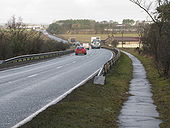 A73 North of Carluke - Geograph - 1712155.jpg