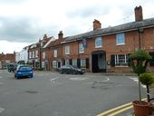 Roundabout in Amersham Old Town centre - Geograph - 2254812.jpg