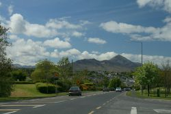Approaching Westport, County Mayo - Geograph - 1865264.jpg