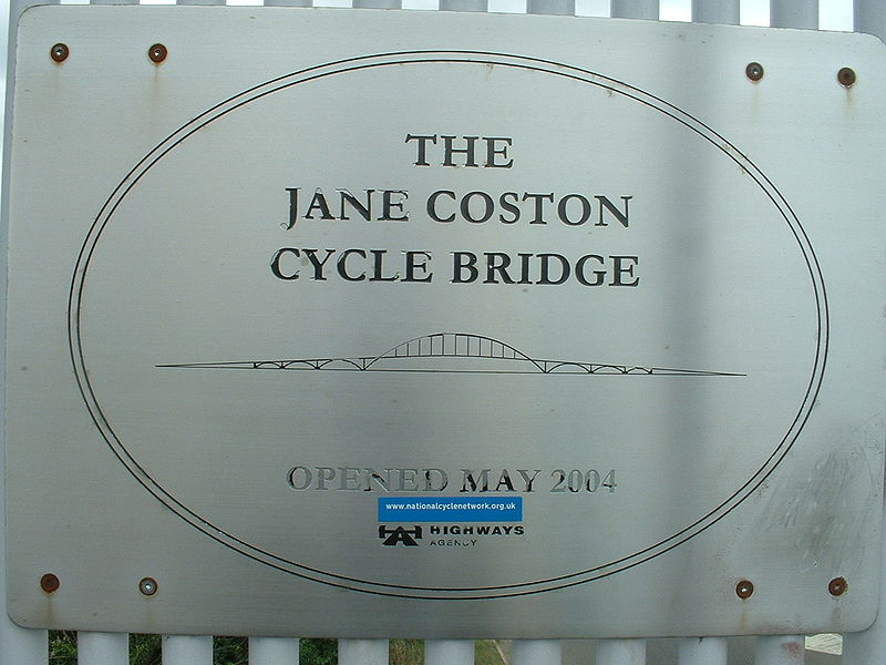 File:A14 Jane Coston Cycle Bridge (Milton) - Coppermine - 8322.jpg