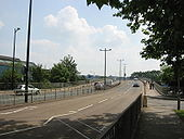 A15 Lincoln, Canwick Road Tidal Flow - Coppermine - 12569.JPG