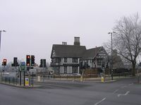 Black Horse Public House, Bristol Road South, Northfield - Geograph - 1100473.jpg