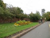 Flowerbed, Station Road - Geograph - 3688673.jpg