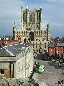 Lincoln Cathedral - Geograph - 1424757.jpg