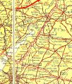 M5 and M4 from Johnson's Handy Road Atlas of GB & NI 1964 - Coppermine - 23650.jpg
