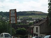 Old road sign at bottom of Baildon Road - Geograph - 24939.jpg