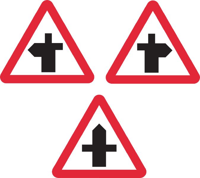 File:Variants of Cross roads signs.png