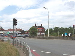 Target Roundabout, Northolt - Geograph - 18283.jpg