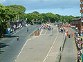 The TT Grandstand Area - Isle of Man - Geograph - 31739.jpg