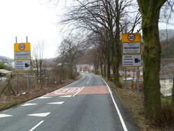 Welcome to Treherbert - Geograph - 2785204.jpg
