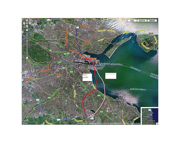 File:Dublin Eastern Bypass options - Coppermine - 15325.jpg