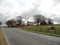 Houses at Hetton le Hill - Geograph - 2913928.jpg