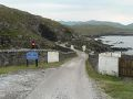 The Mainland's westernmost traffic light - Coppermine - 19689.JPG