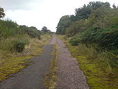 Old A9. Between Findo Gask and Forteviot junctions. - Coppermine - 20138.JPG