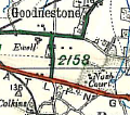 B2158 Faversham map.png