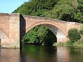 Bridge over the River Nith (1) - Geograph - 533019.jpg