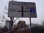 No Through Rd A3203 St Georges Road - Coppermine - 533.JPG