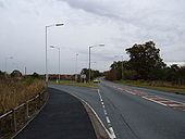 B1230 Road Junction - Geograph - 1527888.jpg