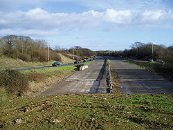 End of the Road A27(T) - Geograph - 725999.jpg