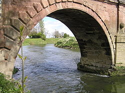 River Severn,Llandrinio road bridge - Geograph - 937989.jpg